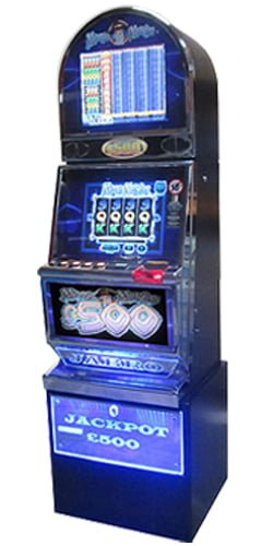 Blue B3a Lottery terminal machines