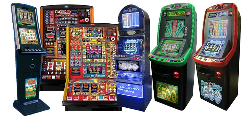 Fruit machines and gaming machines