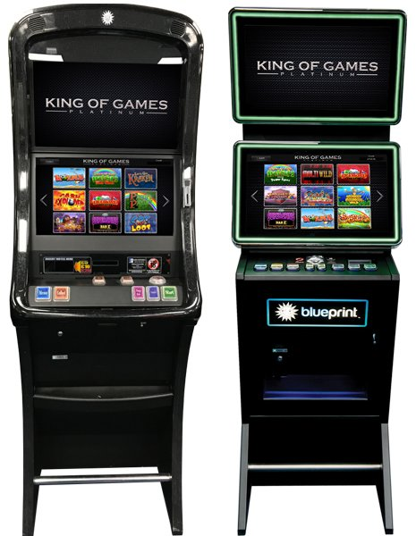 King of Games Machine