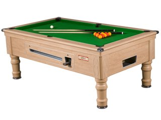 Supreme Prince pool table